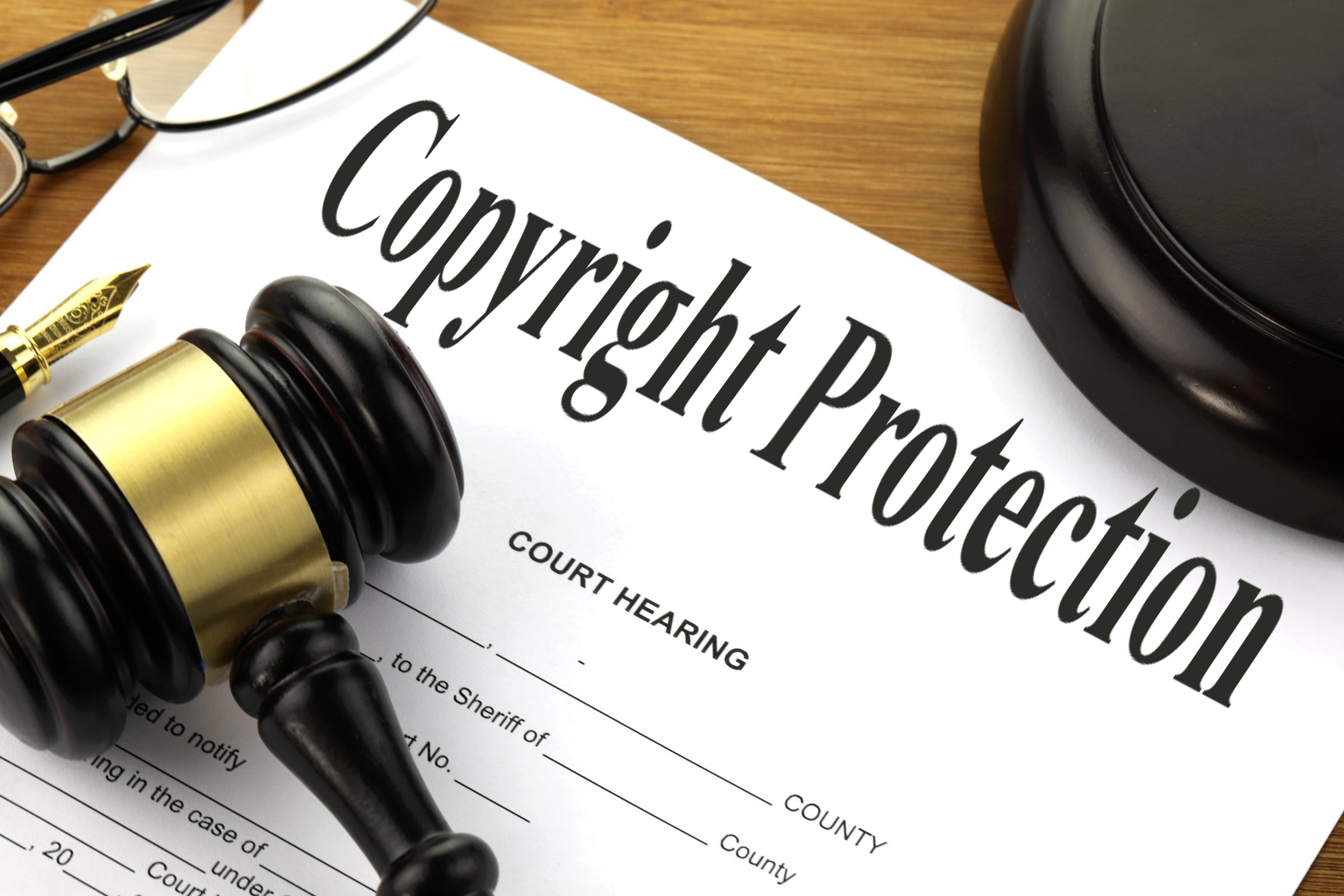 Protect Your Work With Copyrights